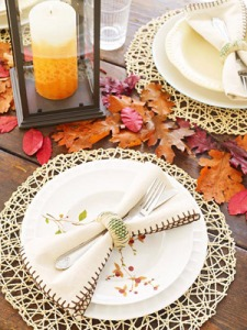 Decorate with Fall Foliage