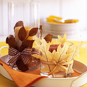 Easy Thanksgiving Decorations