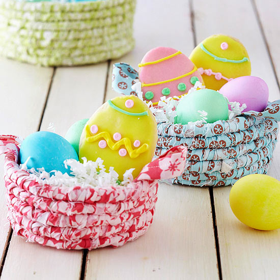 Easy Easter Baskets