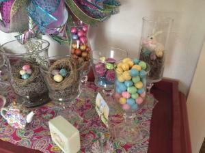 Candy Bar Jars