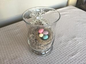 Cross jar