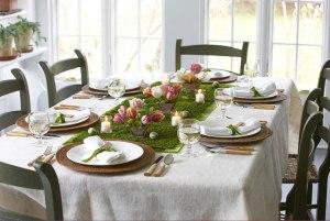 An Effortless & Elegant Easter Buffet
