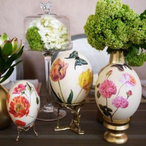10 Ways to Decorate Your Easter Eggs