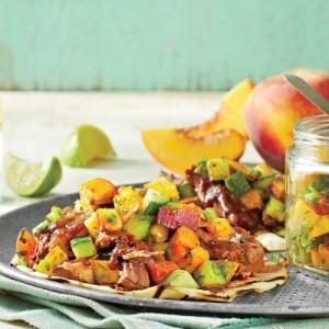 Fresh Peach Recipes