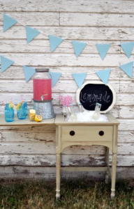 7 New Jobs for a Vintage Sewing Table