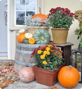 Decorate Your Porch for Autumn