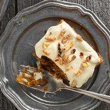 gluten-free pumpkin cake bars