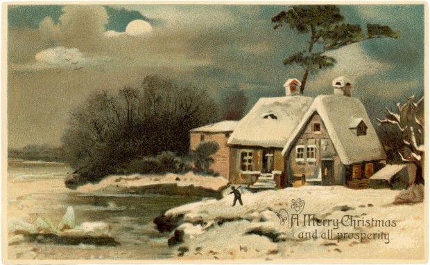 Vintage-Christmas-Cottage-Image-GraphicsFairy-1024x633.jpg